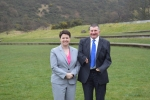 Jeremy Balfour MSP and Ruth Davidson MSP
