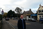 Graham Hutchison- Candidate for Almond Ward