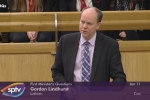 Gordon Lindhurst MSP