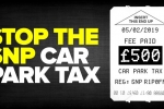 Stop the Car Park Tax