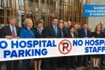 MSP support National Review of Hospital Parking