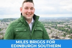 Miles Briggs for Edinburgh Southern